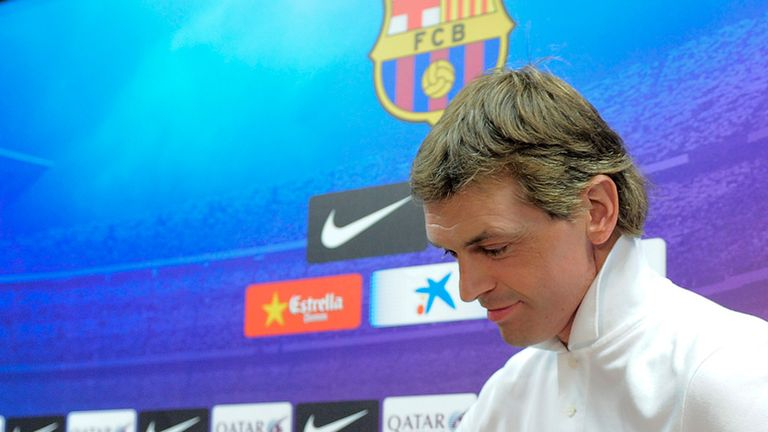 Tito Vilanova: The funeral is on Monday for the former Barcelona coach
