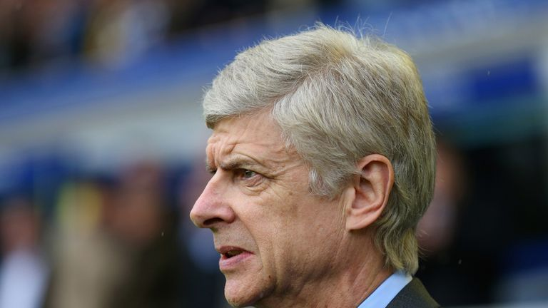 Arsene Wenger: Must pick Arsenal's players up after loss to Everton