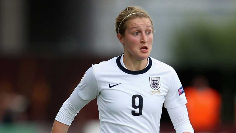 Ellen White: Scored against the Swedes last summer