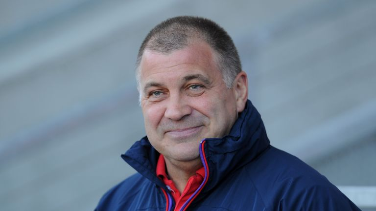 Shaun Wane: Delighted with Wigan's victory