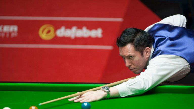 Dominic Dale: Welshman will take on Michael Wasley in second round