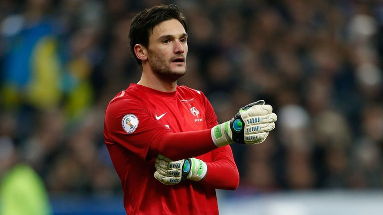 Hugo Lloris: Has been one of the few positives in Tottenham's season