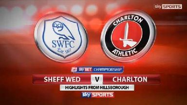 Sheffield Wednesday 2-3 Charlton