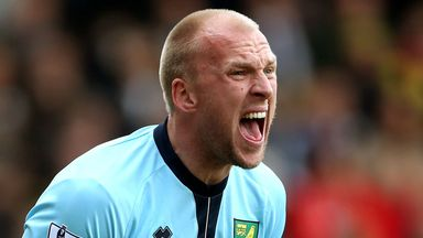 John Ruddy: Aiming to keep Liverpool's prolific strike-force at bay this Sunday