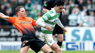 Beram Kayal: To stake his claim for a regular start in Celtic's midfield