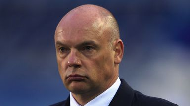 Uwe Rosler: Wigan Athletic manager struggling with players' prices