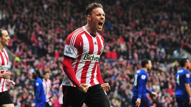 Connor Wickham: Praised by Sunderland team-mate Lee Cattermole