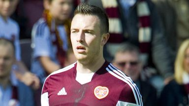 Danny Wilson: Hearts defender looking forward to new season