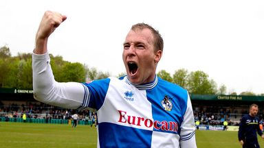 David Clarkson: Released by Rovers