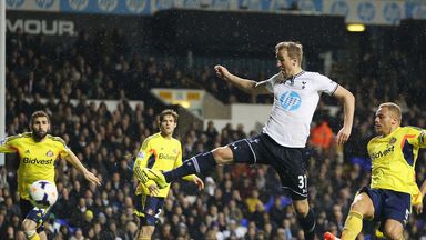 Harry Kane: The striker has expressed himself under Tim Sherwood