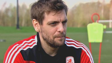 Jonathan Woodgate: Eyes on promotion next term