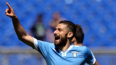 Antonio Candreva: Now fully owned by Lazio
