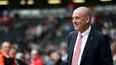 Mark Warburton: Happy with progress of Stuart Dallas