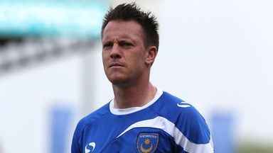 Nicky Shorey: Happy at Fratton park