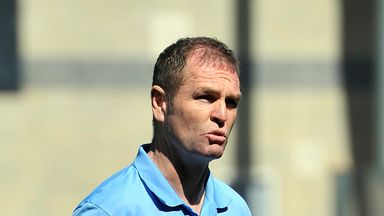 Russ Wilcox: Bolstering his squad