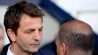Sherwood praise for great Dane