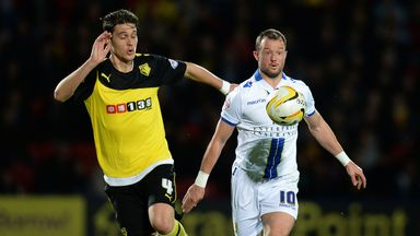 Noel Hunt: Joined Ipswich on loan