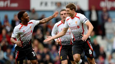 Steven Gerrard: Liverpool captain scored two penalties at Upton Park