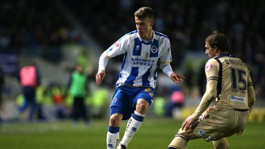 Solly March: Committed to a new four-year contract