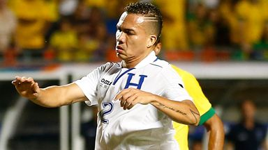 Arnold Peralta: Honduras midfielder leaves Rangers