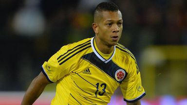Fredy Guarin: Staying put at Inter Milan following a summer of speculation