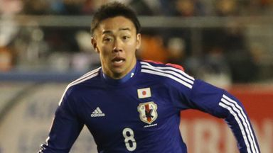 Hiroshi Kiyotake: Has signed four-year deal at Hannover