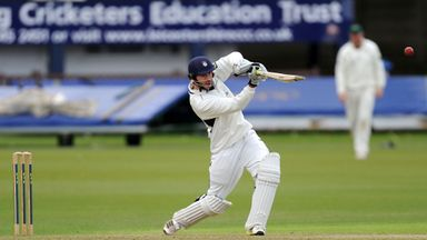 James Vince: Hampshire batsman continued strong start to summer