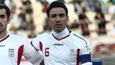 Javad Nekounam: Demands goals from his side