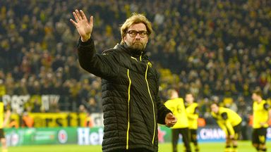 Jurgen Klopp: Borussia Dortmund open their Champions League campaign at home to Arsenal on Tuesday