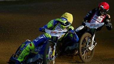 Krzysztof Kasprzak will be back in action for Coventry Bees next season