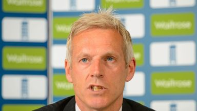 Peter Moores: Led Lancashire to the County Championship Division One title in 2011
