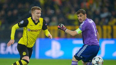 Iker Casillas: Warned Real they cannot repeat mistakes which almost cost them against Dortmund