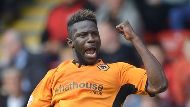 Bakary Sako: Winger is a key player for Wolverhampton Wanderers