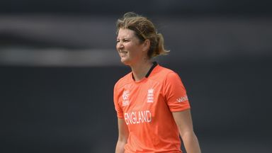 Charlotte Edwards: One of four England players in ICC Team of the Tournament