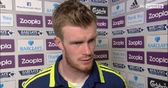 Brunt blames poor second half performance