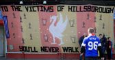 Liverpool was a city united on the 25th anniversary of the Hillsborough disaster