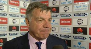 Allardyce slams 'pathetic' defending