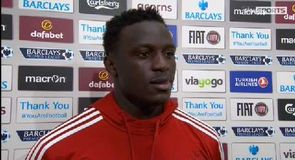 Wanyama glad to be back