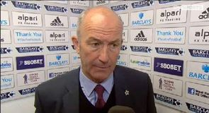 Pulis pleased with effort