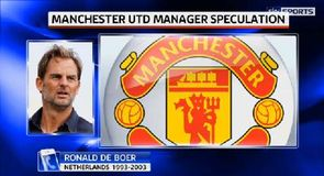 Van Gaal the only choice for de Boer