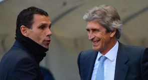 Premier League gallery: Manchester City v Sunderland and Everton v Crystal Palace