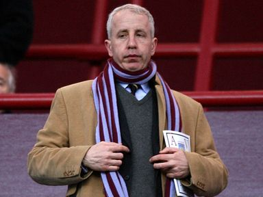 Aston Villa chairman Randy Lerner: Could be set to sell