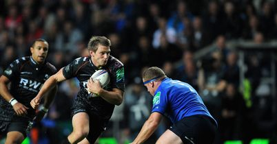 Leinster stunned at Ospreys