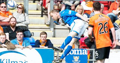 Derby spoils for St Johnstone
