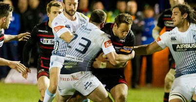 Blues breeze to Edinburgh win