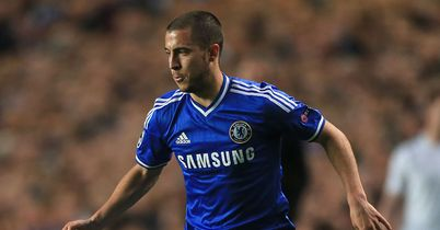 Hazard misses Chelsea session