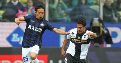 Inter Milan win at Parma