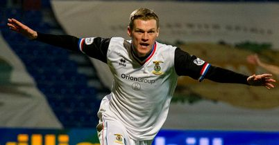 Inverness win Highland derby