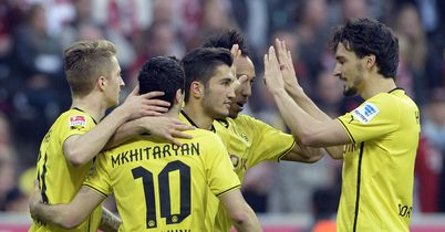 Bayern dismantled by Dortmund