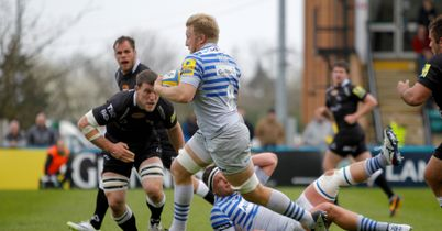 Saracens see off Falcons